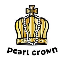 pearl crown